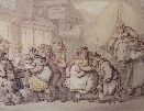 The Woolpack Inn.Thomas Rowlandson