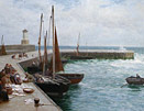 Alexander Young Pitenweem Harbour