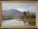 Alfred de Breanski original paintings
