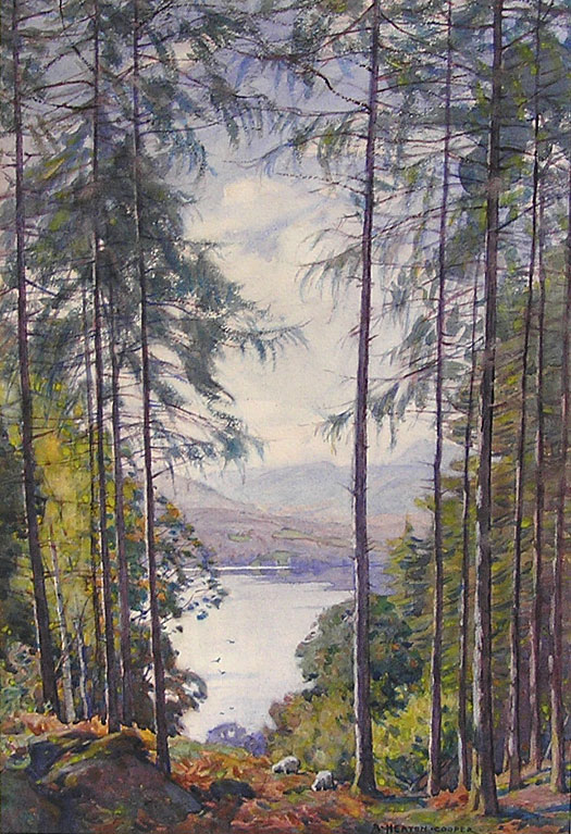 Alfred Heaton Cooper - Lake District