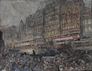 Charles Robinson, Oxford Street, London