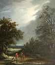 Edward Williams Landscape Painting