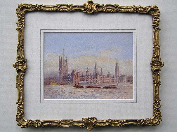 Fred E Goff - Houses of Parliament