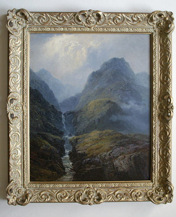 george blackie Sticks, Glencoe