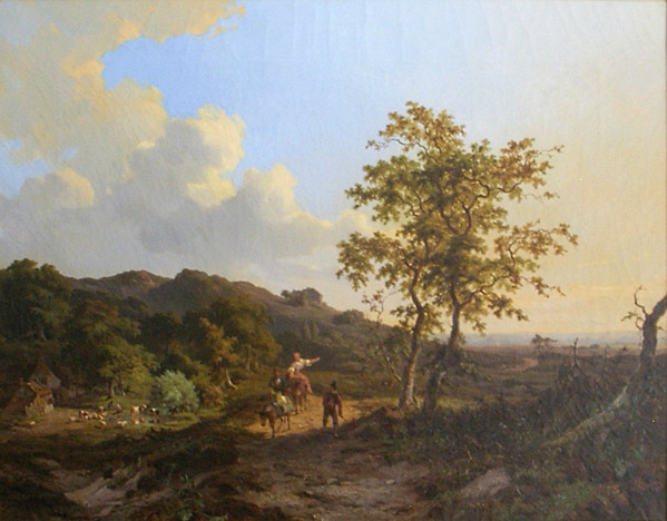 Jan Willem van Borselen - Travellers