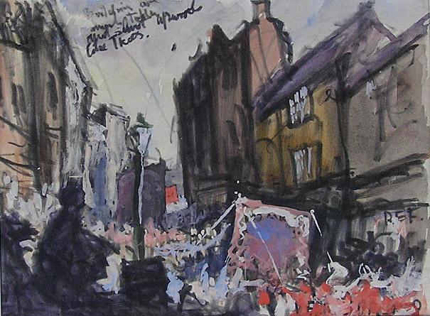 Norman Cornish - Durham Gala