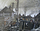 Norman Cornish The Signal Box