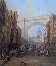 Edward Richardson - New Collingwood Bridge, Newcastle