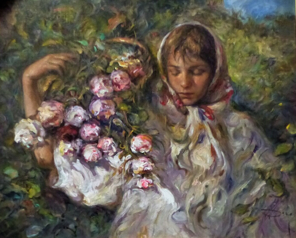 jose_royo_girl_with_flowers