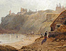 Thomas Miles Richardson - Kind Edward's Bay Tynemouth