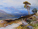 TM Richardson Jnr - Highland Scene