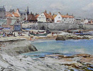 Thomas Swift Hutton: Cullercoats