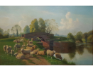 William_Sidney_Cooper_Sheep_Kent_nof