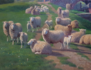 William_Sidney_Cooper_Sheep_Kent
