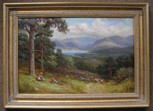 William Lakin Turner painting