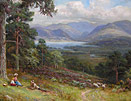 William Lakin Turner - Derwent Water