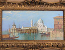 William Meadows Venice painting